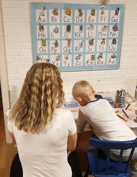 hjemmeundervisning